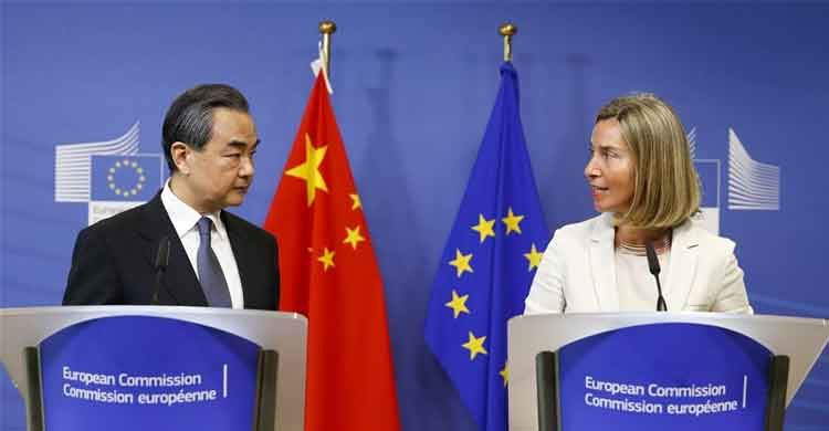 China, EU vow to deepen strategic cooperation, safeguard multilateralism-OBOR Invest