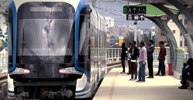 Chinese-built railways put Ethiopia on track to meet 2025 development goals-OBOR Invest