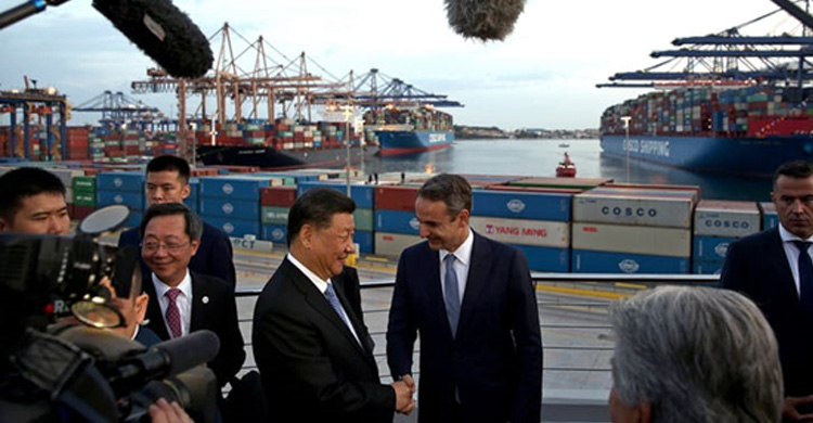 China's relationships with Greece and Italy are deepening – EU is reaping exactly what it sowed-OBOR Invest