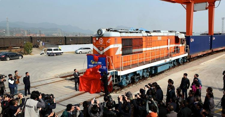 Silk Road' train to reach Afghanistan on Sept. 9-OBOR Invest