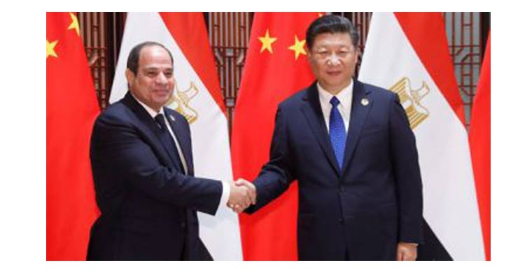 Chinese company signs US$3 bn project in Egypt's new capital-OBOR Invest