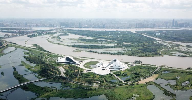 Construction on China-Russia cross-border logistics hub begins-OBOR Invest(2)