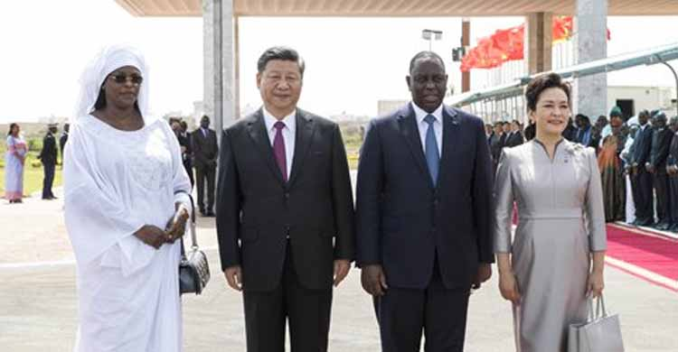 China, Senegal enhance cooperation in medical care under BRI-OBOR Invest