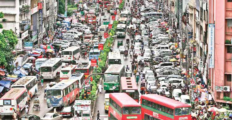 Chinese enterprises help build Dhaka out of traffic congestion-OBOR Invest