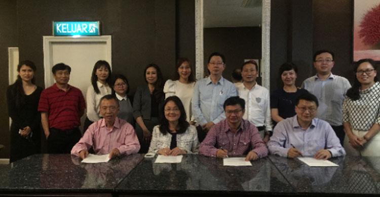 POWERCHINA signs Melaka marine reclamation project-OBOR Invest