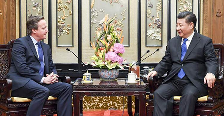 Xi calls for deeper cooperation with Britain under Belt & Road Initiative-OBOR Invest