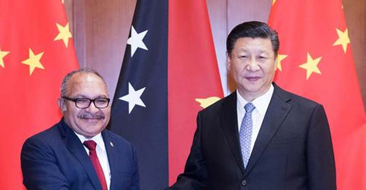 China, Papua New Guinea boost Belt and Road cooperation-OBOR Invest