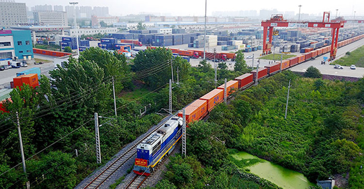 New China-Europe freight train links Central China and Munich-OBOR Invest
