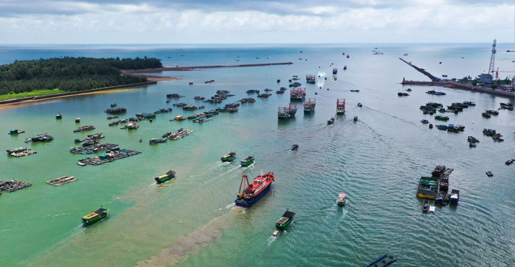 New trade corridor gives boost to coastal industries in Guangxi-OBOR Invest(1)