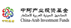 china arab fund logo